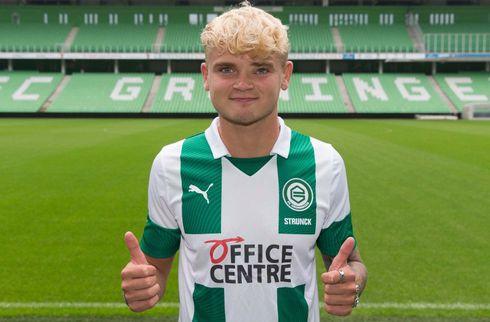 Officielt: FCN-talent skifter til Groningen