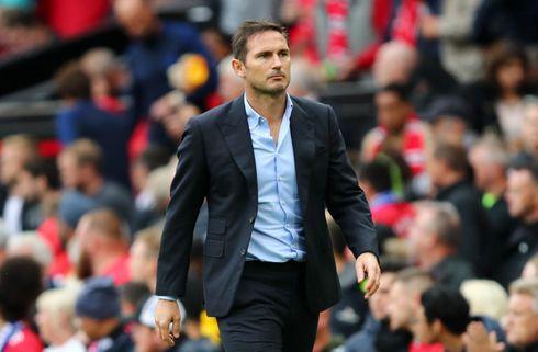 Lampard revser fejl: Men 0-4 er ikke retvisende