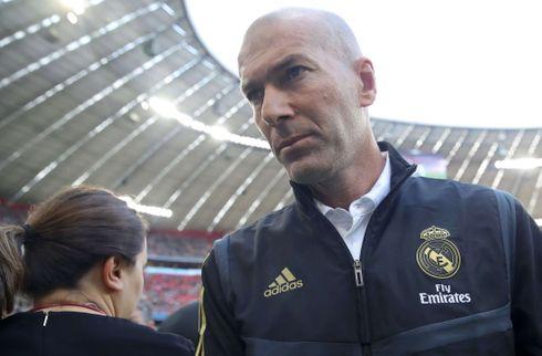Zidane: Der kan stadig ske ting med truppen