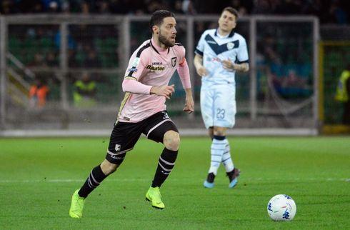 Serie A-oprykker henter Palermo-kaptajn