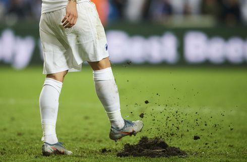 FCK skifter græs i Parken efter straffedrama