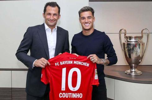 Ederson: Coutinho gør Bayern til CL-favoritter