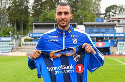AGF sender Youssef Toutouh til Norge