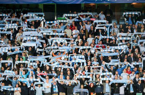 Malmö FF melder udsolgt til svensk topbrag