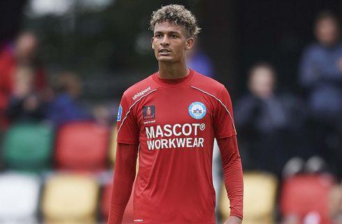 Brentford-stopper erstatter Alves på U21