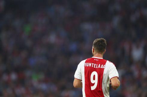 Huntelaar ærgrer sig over Dolberg-farvel