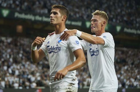 FCK brager ind i Dynamo Kiev og Malmö
