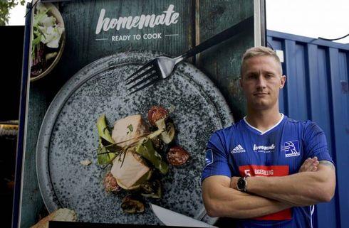 Marcel Rømer kan få lyndebut for Lyngby