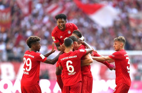 Bayern og Juve kan få brudt suveræne stimer