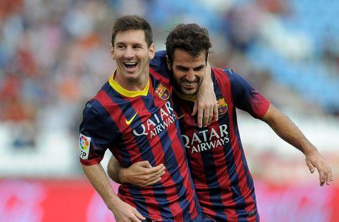 Wenger ville hente Messi: Han var urørlig