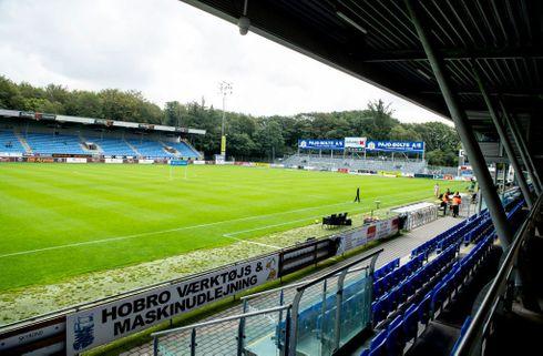 DS giver billetter i Hobro: FCK'ere må punge ud