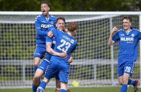 Tophold sejrede og lægger pres på Aarhus F.
