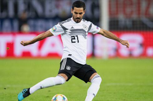 Gündogan trækker sig fra tysk landsholdslejr