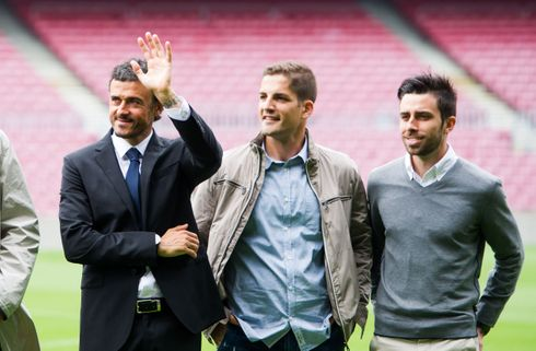 Spansk boss dedikerer sejren til Luis Enrique