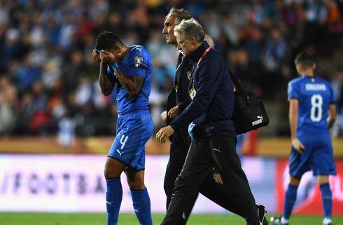 Mancini om skadet Chelsea-profil: Ikke alvorligt