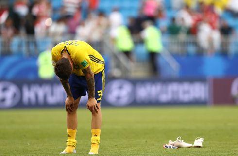 Lindelöf efter 1-1 mod Norge: Jeg var elendig