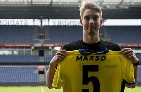 Officielt: Andreas Maxsø får fire år i Brøndby