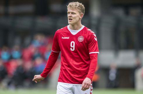 Vanvittigt saksespark reddede dansk U21-sejr