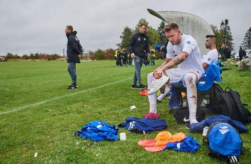 Nu får vi svaret: Bendtner kan få FCK-debut