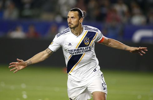 Zlatan scorede forgæves for LA Galaxy