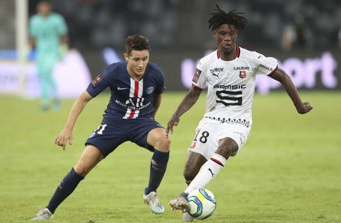 16-årig kåret til månedens spiller i Ligue 1