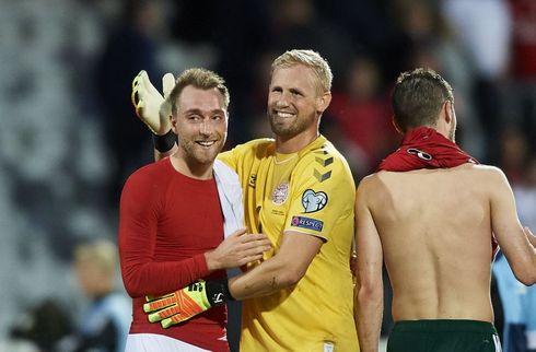 Danske stjerner mødes i Premier League