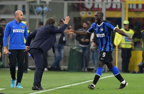 Lukaku sikrede Inter-triumf i intenst derby