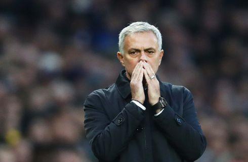 Mourinho om United: Var mere aggressive