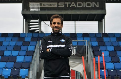 Portugisisk assistent forlader HB Køge