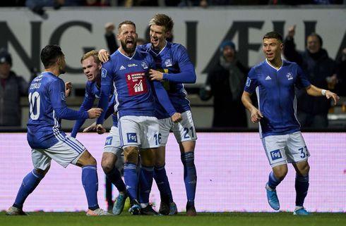 Lyngby sænkede portugisere i testkamp