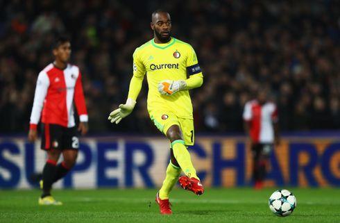 Feyenoord sender sin førstekeeper til MLS