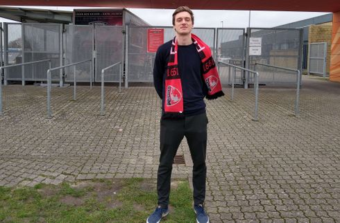 FC Fredericia finder ny assistent i Viby