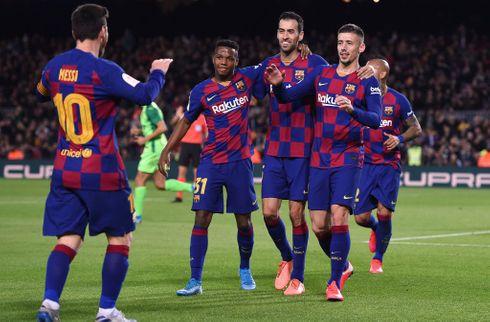 La Liga afgøres senest blandt top-5-ligaer