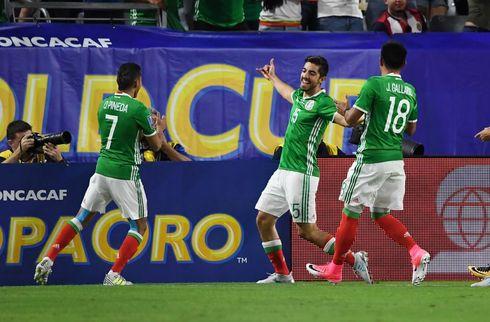 MLS-kup: Inter Miami gafler mexicansk stjerne