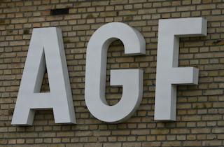 AGF-selskab nedjusterer til minus ni mio. kr.