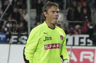 Udlejet FCM-keeper stopper karrieren