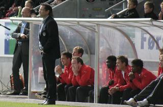 Thomasberg ny cheftræner i FC Fredericia