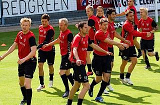 Lyngby-topscorer: Vi skal ud over stepperne
