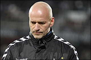 Erik Rasmussen er fortid i AGF