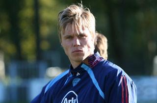 Martin Laursen stopper i BSV