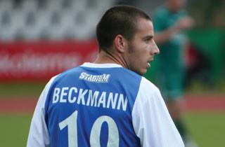 Risgård og Beckmann på Ligalandsholdet