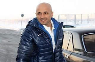 Spalletti glad for Inter-trup