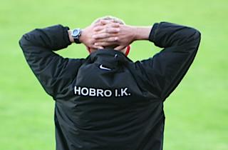 Hobro skal igen have ny cheftræner