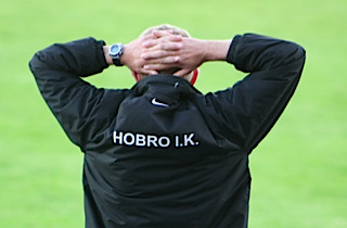 Hobro fyrer Jan �stergaard
