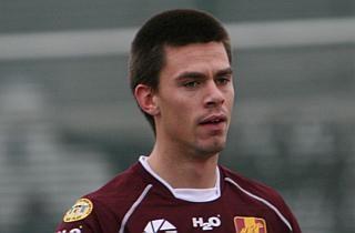 Hansen stolt af landsholdsplads