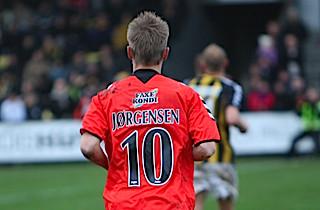 AGF: Får hele pakken med Jørgensen