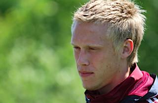 Jørgensen fik Lautern-debut i remis