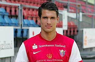 König sendte FCV på andenpladsen