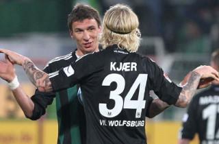 Kj�r matchvinder for Wolfsburg