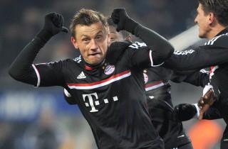 Bayern varvar olic